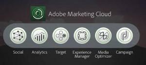 adobe marketing cloud componentes